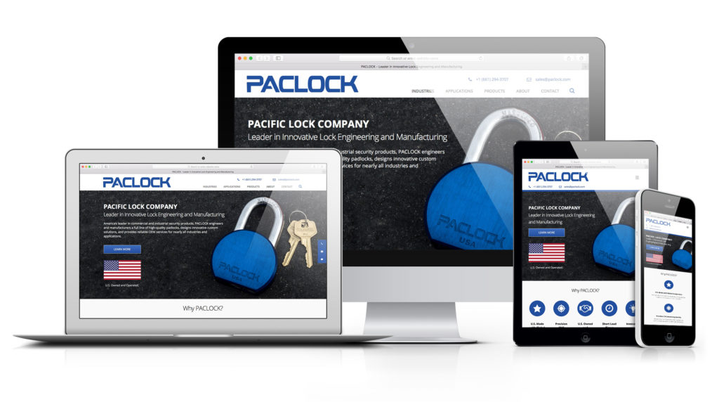 New PACLOCK Website